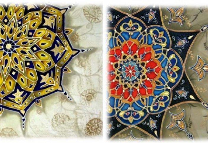 Удивительные работы художницы-мусульманки