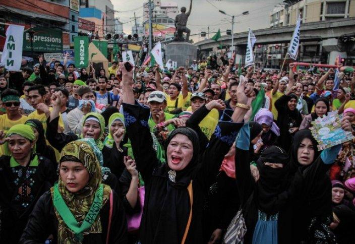 Филиппинде мұсылмандардың өз автономиясы болады