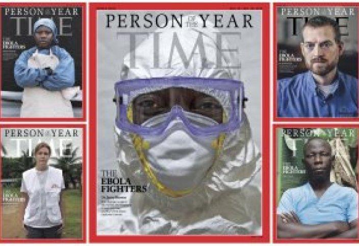 «Человек года-2014» по праву принадлежит врачам, сражающимся с вирусом Эбола