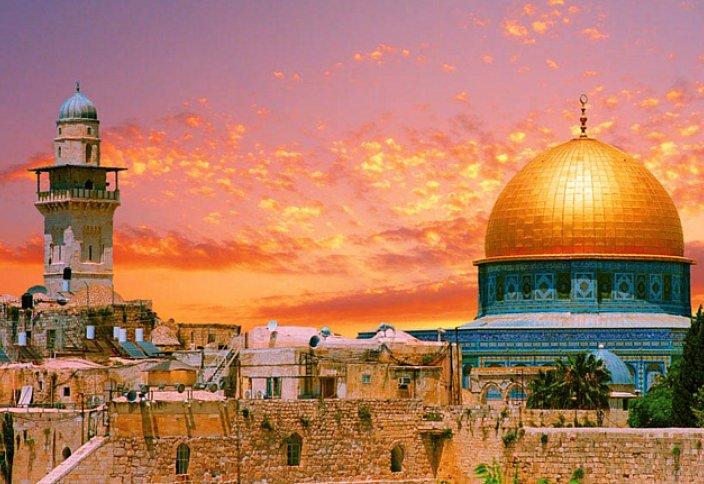 Возникновение Иерусалима и его место в истории
