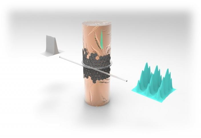Ғалымдар ақпаратты жеткізу жылдамдығын лазердің көмегімен 10 мың есеге арттырды
