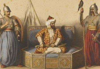 Тюркская эра в Индии
