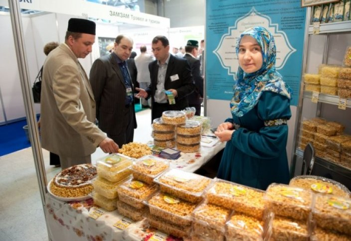 Астана: Выставка «Kazakhstan International Halal Expo 2014»