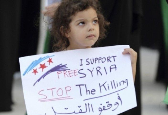 Сириялық бауырларыма
