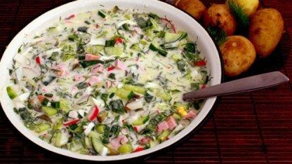 El Pais (Испания): окрошка — русский гибрид супа и салата