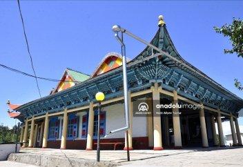 Мечеть без единого гвоздя: памятник зодчества Кыргызстана (фото)
