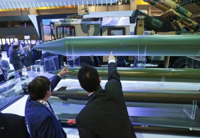 Түріктер өздері жасаған баллистикалық зымыранды сынақтан сәтті өткізді