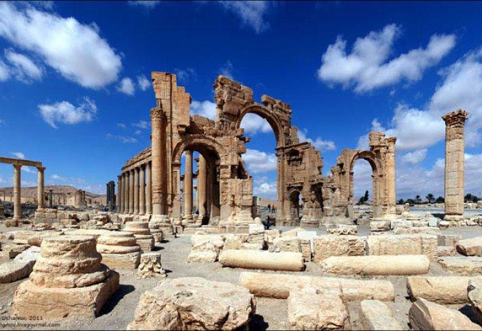 ИГИЛ расширяет свои территории… исторические памятники снова под угрозой