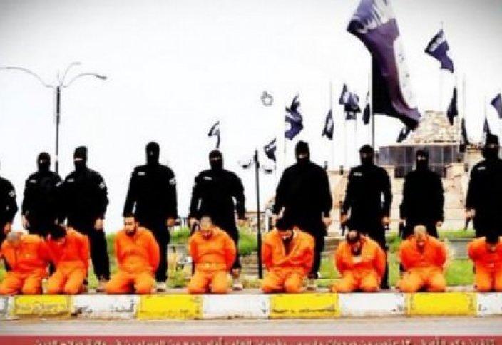 ИСИМ баскесерлері бұл жолы қатарынан 13 адамның басына оқ дарытты (ФОТО)