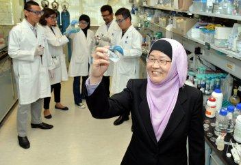 Мусульманка разработала самый быстрый тест на выявление коронавируса