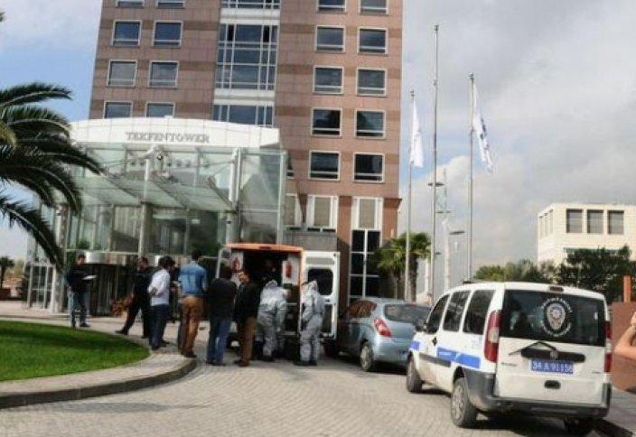 Неизвестный порошок распространили по консульствам Стамбула