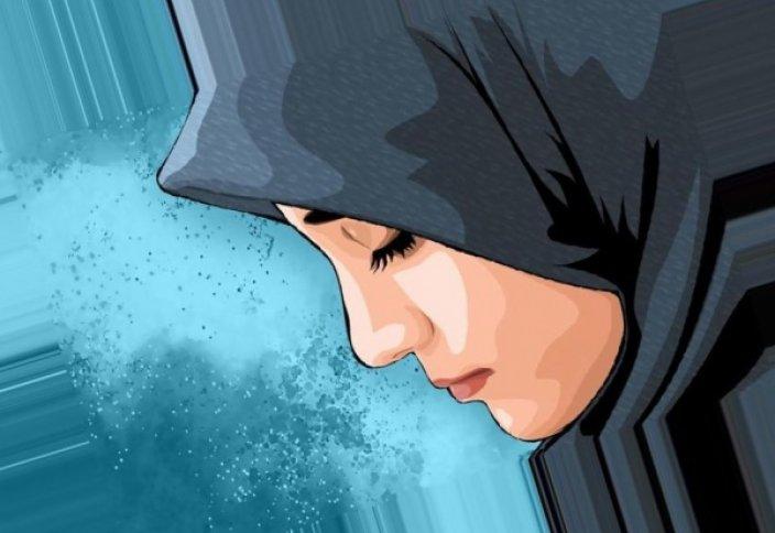 Қырым көшелерінде хиджабтағы қыздарға жүру қиындық тудыруда