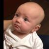 Құлағы естіген саңырау сәбидің алғаш рет анасының тіл қатқанына реакциясы жұртты толқытты (видео)