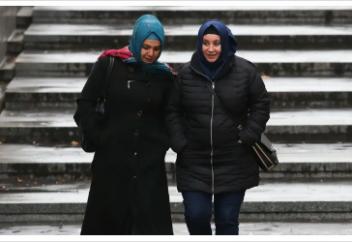 Сенат Франции разлучил мусульманок с детьми в школьных поездках