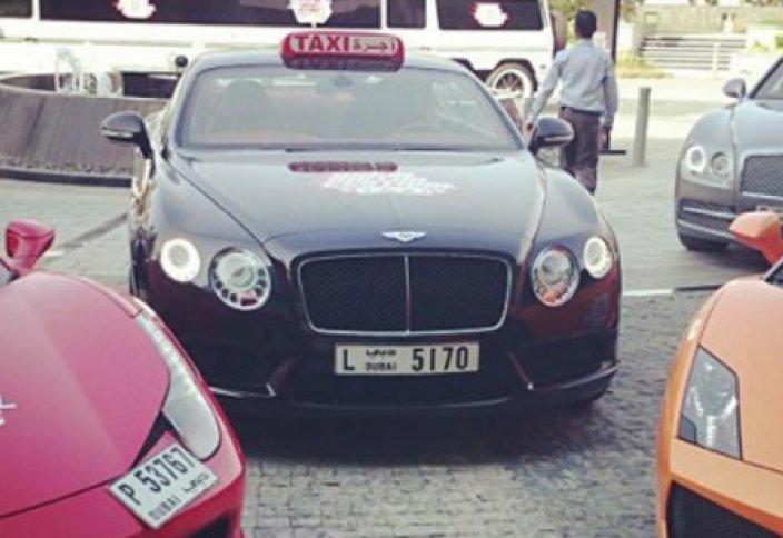 Дубай көп адамның түсіне де кірмейтін такси көліктерін шығарды (ФОТО)