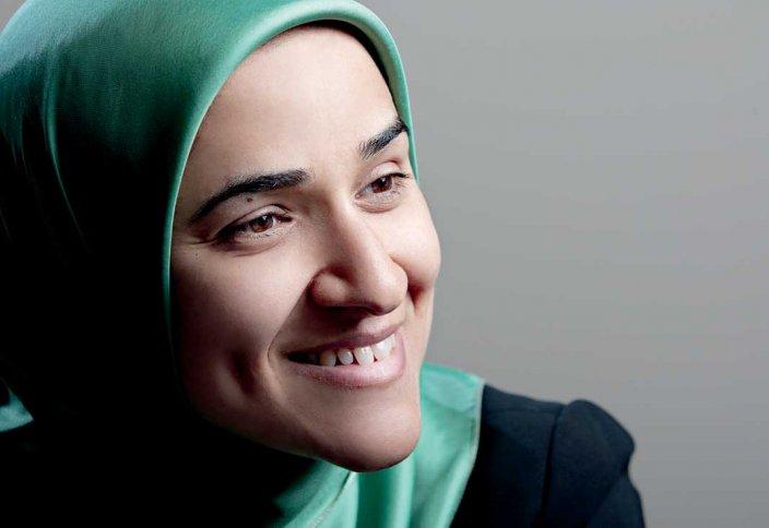 Далия Могахед –советник президента США в хиджабе