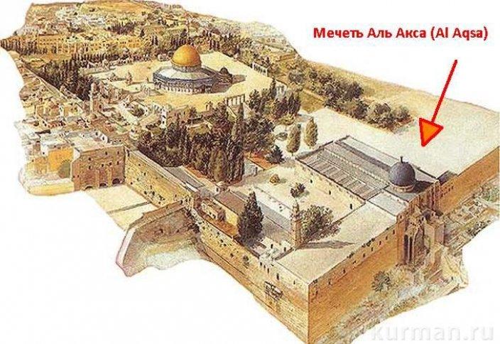 Почему мечеть аль-Акса так важен для мусульман?