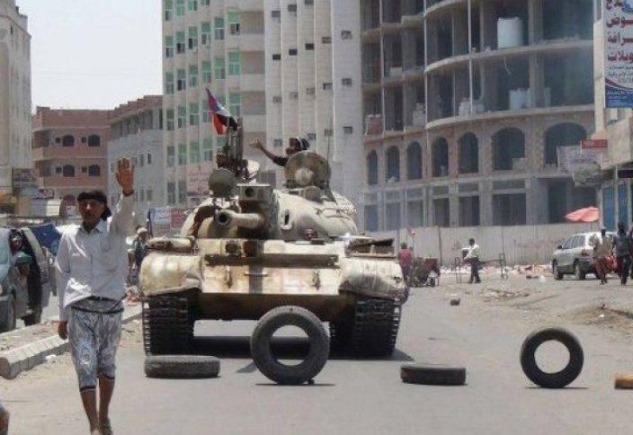 Захват порта Адена хуситами