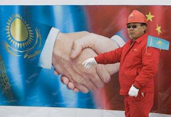 Сколько Китая в Казахстане?