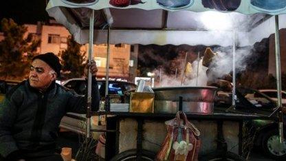 Иранская уличная еда (фото)