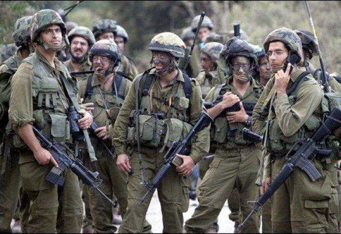 Палестиналықтар көресіні израилдік сарбаздың еркелігінен көрді