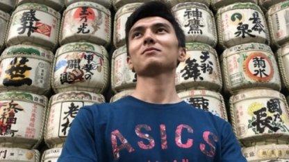 Жапонияның ең ірі компаниясында жұмыс істейтін жалғыз қазақ жігіті