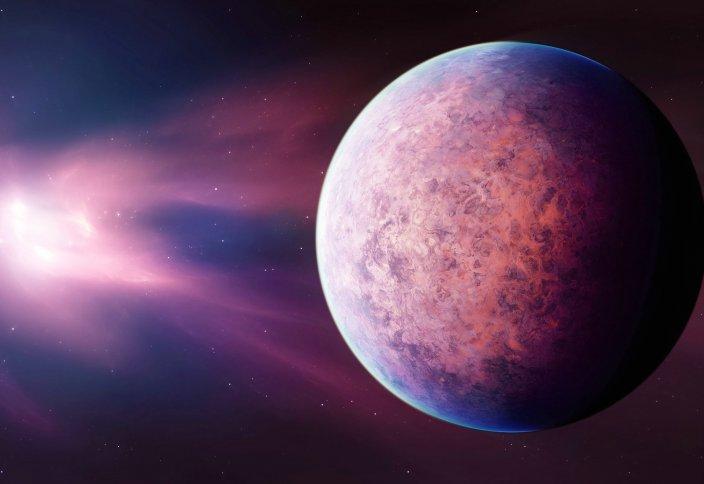 Получен сигнал с планеты, на которой может быть разумная жизнь