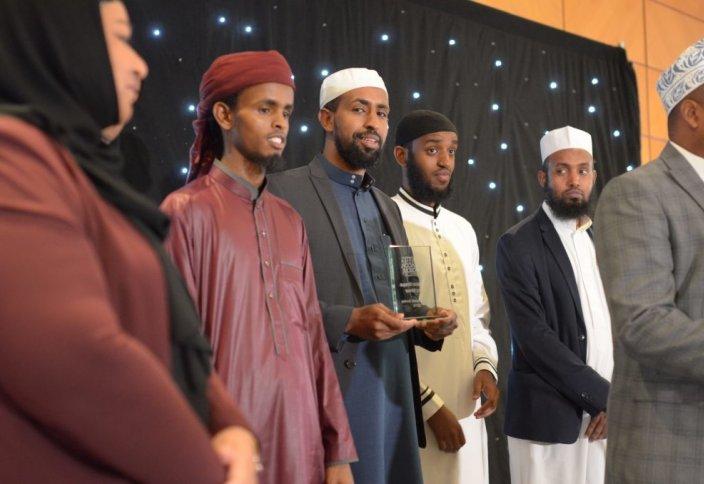 В Лондоне наградили лучшие мечети Великобритании (фото)