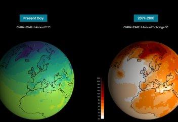 Как изменится климат в 2100 году. Исследование: выбросы газов увеличат температуру больше чем на 1,5 градуса к 2030 году