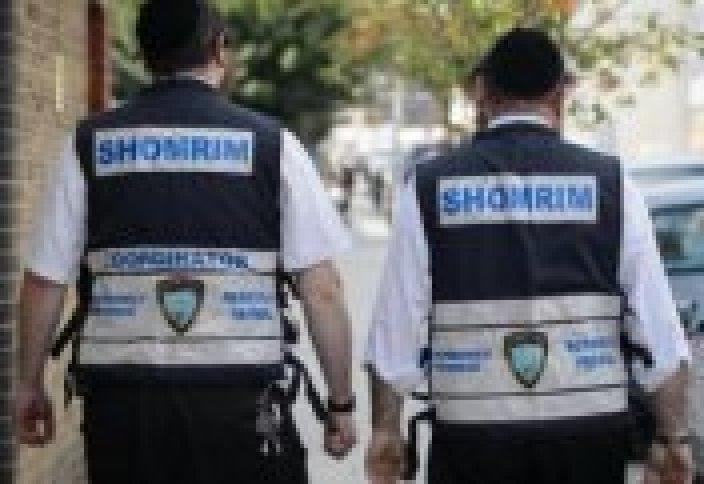 Мусульмане Лондона под охраной…иудеев!