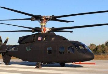 На что способен американский вертолет будущего (видео)