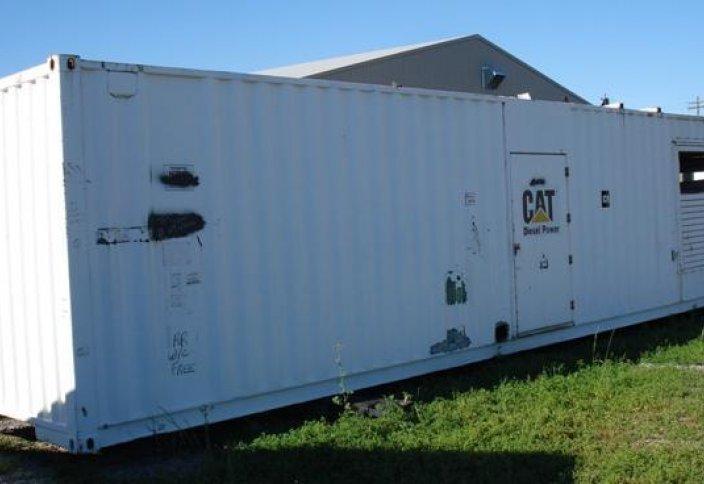 Жабық контейнердің ішінде 49 күн жатқан мысық аман қалған