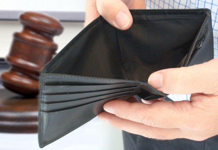 Қазақстанда жеке тұлғалардың банкроттығы туралы заң қабылдауды ұсынды