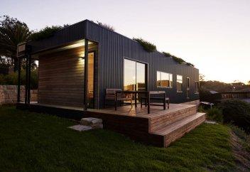 Дом, построенный за 6 недель (фото)