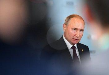 Аналитики ошибаются: агрессия Путина свидетельствует об упадке России (The Hill, США)