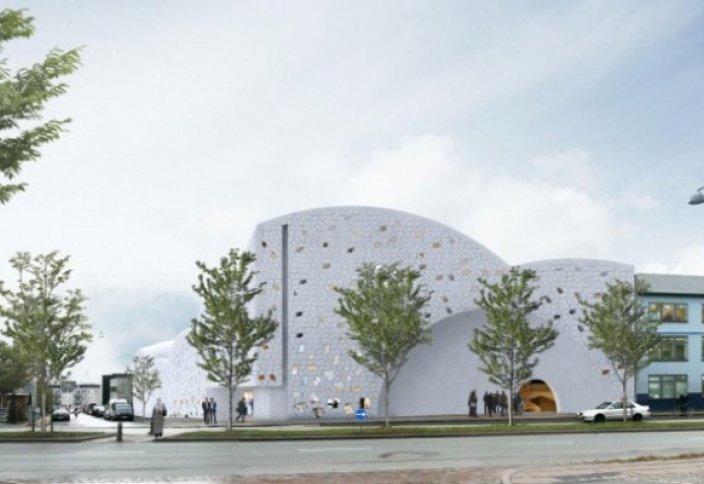Жаһан жаңалықтары: Копенгагенде дизайны ерекше мешіт ашылады