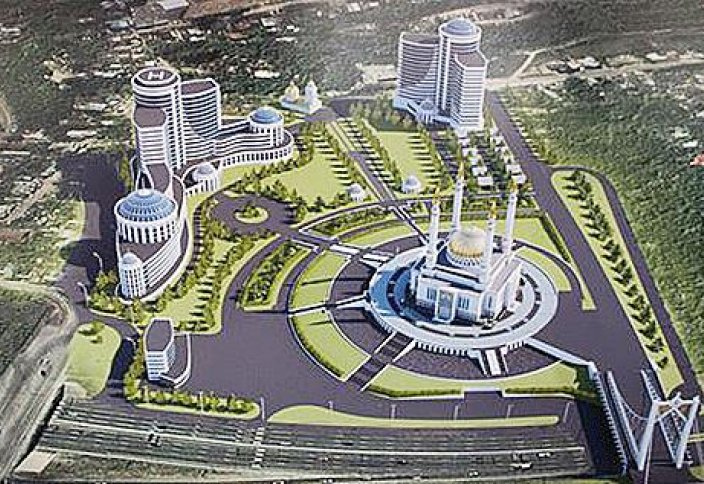 Земля для строительства «Муслим-сити» выкуплена