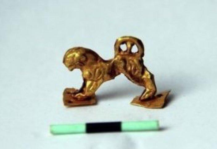 Уникальные артефакты найдены в Алматы