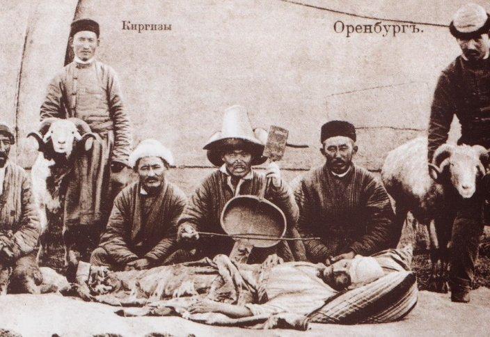 Казахская медицина в XIX веке