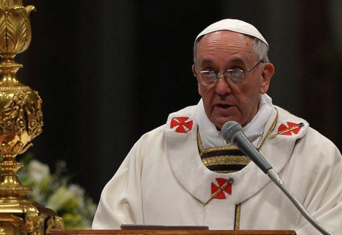 Папа Римский надеется на конструктивный диалог с ИГИЛ в будущем