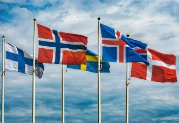 Ислам в странах мира: Скандинавия