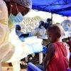 Смертельный вирус достиг международного масштаба. Число летальных исходов от Эболы среди детей в ДР Конго достигло 77%