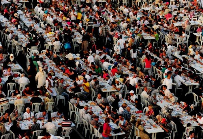 Түркия тұрғындарының 83%-ы ораза ұстап жүр