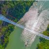 В Китае открыли самый длинный стеклянный мост (фото+видео) Видео: самые опасные и необычные мосты