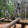 Лейтенант в хиджабе вошла в историю армии (фото)