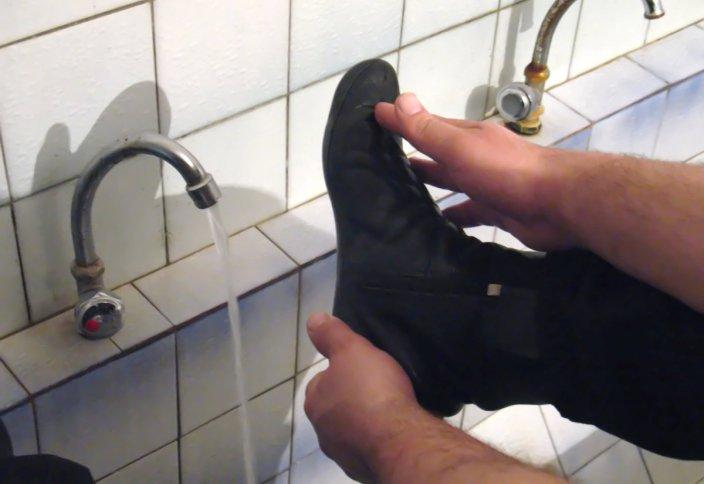 Можно ли делать «масх» поверх тонких носков?