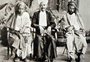 Турецкий журналист собрал фото хаджиев 1884 года. ФОТО