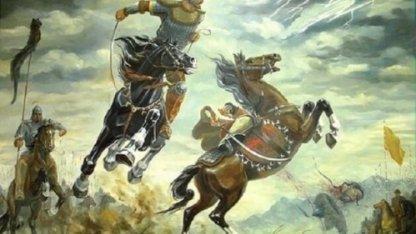 Қазақ батырларының соғыс тәсілі...