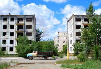 Города-призраки Казахстана (видео)