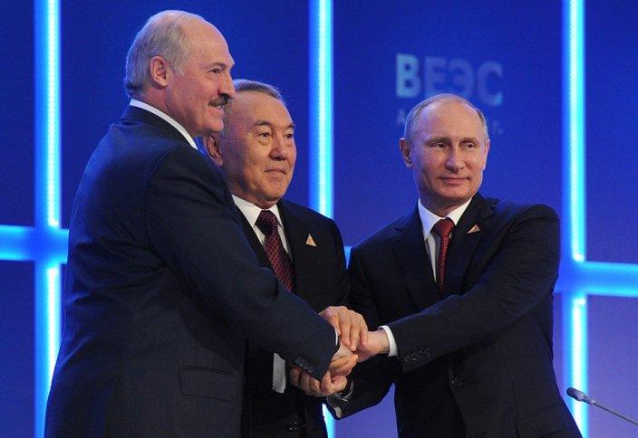 Валютный союз на рассмотрении  – Белоруссия, Казахстан, Россия